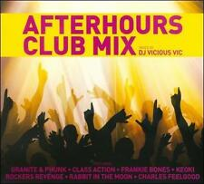 DJ VICIOUS VIC-AFTERHOURS CLUB MIX (DIG)  CD NEW