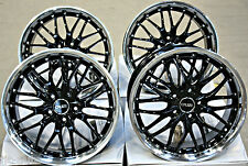 "18"" CRUIZE 190 BPL ALLOY WHEELS FIT MAZDA CX7 CX9 MX5 MX6 PREMACY"