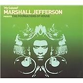 "MARSHALL JEFFERSON-""MY SALSOUL-FOUNDATIONS OF HOUSE""-DANCE-NEW/SEALED 2CD 2004"