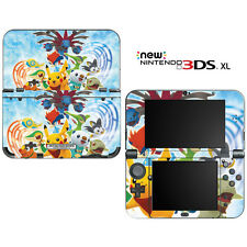 Pokemon Mystery Dungeon Pikachu for New Nintendo 3DS XL Skin Decal Cover
