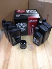 INDIAN MOTORCYCLES THUNDER STROKE 111 OIL CHANGE KIT 5.5 QT 2880067