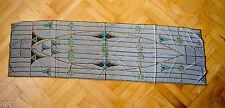 (W) Seidentuch,reine Seide  - art foulard,  Koloman Moser , Neuwertig,  grau