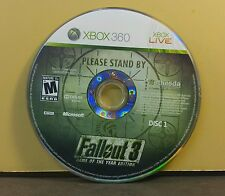 FALLOUT 3 (XBOX 360) USED AND REFURBISHED (DISC ONLY) #10994