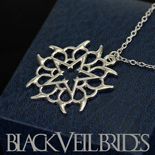 Black Veil Brides necklace - BVB Star pendant - Rock / Hardcore / Emo / Metal