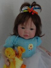 "Reborn 19"" infant baby girl doll ""Shyann"" now ""Baby ""Shaylyn"""