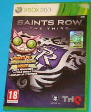 Saints Row - The Third - Microsoft XBOX 360 - PAL