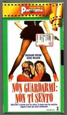 Non guardarmi: non ti sento (1989) VHS  Gene Wilder  Richard Pryor  Kevin Spacey