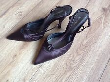 Dolcis  Slingback Shoes Size 6 New Without Box