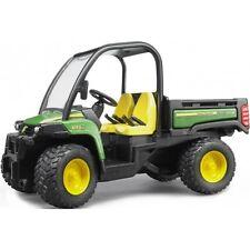 Hermano John Deere Gator 855d sin conductor 2491 verde agricultura forstwirtsch