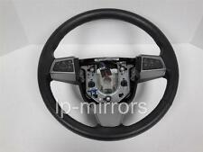 2010 2011 2012 CADILLAC SRX CTS BLACK EBONY STEERING WHEEL 22859492