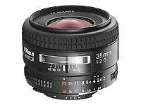 Nikon Ai AF Nikkor 35mm f/2D Lens NEW from Japan