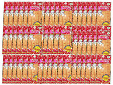 BENTO SEAFOOD SNACK 100 PACK X 6GRAM SEASONED SQUID FLAVOR RED SWEET SPICY THAI