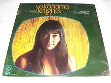 Yokohama Knights - Self-Titled S/T, 1969 Rock/Jazz LP,SEALED!, Some Water Damage