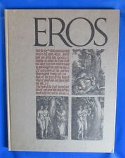 1962 Winter EROS v.1 #4 Hardcover Magazine VF- The Bible Allan Ginsberg