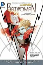 Batwoman Vol. 4: This Blood is Thick (The New 52)-ExLibrary