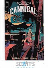 CANNIBAL  #1  NM   (NYCC VARIANT)