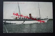 Training Ship DOROTHEA, White Lake, Whitehall, Michigan vintage postcard