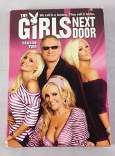 Girls Next Door Season 2 DVD 3-Disc Box Set 2006 TV Series Playboy Hugh Hefner