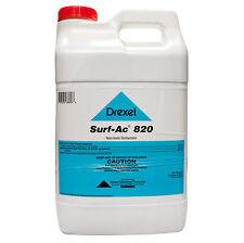 Surf-Ac 820 Non-Ionic Surfactant 2.5 Gls For Herbicides Fungicides Defoliants +