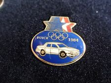 1984 LOS ANGELES BUICK SPONSOR OLYMPIC PIN