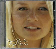 EMMA BUNTON - A GIRL LIKE ME 2001 EU CD ALBUM VIRGIN - CDV2935 SPICE GIRLS