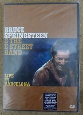 DVD (nuevo) Bruce Springsteen & The E Street Band