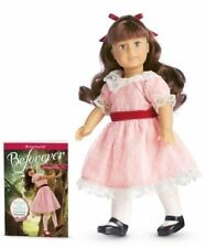 Samantha Parkington American Girl Mini Doll & Mini Book 2014 Beforever Brand New