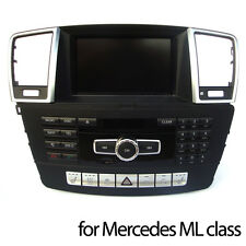COMAND APS W166 NTG 4.5 ML PER MERCEDES CLAS ML, AUTORADIO MONITOR DVD ORIGINALE
