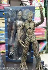 1/6 15inch Marvel Guardians of The Galaxy Giant Groot Action Figure Toy Gift