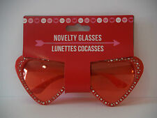 valentines day heart shaped sun glasses