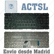Teclado Portátil HP SleekBook UltraBook ENVY 4 PK130QJ1A17 ESPAÑOL CASTELLANO Ñ