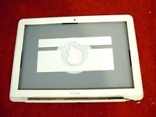 """13"""" MacBook A1342 Lid - LCD Back Cover, Bezel, WiFi Antenna #405-18"""