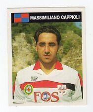 figurina CAMPIONI E CAMPIONATO 90/91 1990/91 numero 71 CAGLIARI CAPPIOLI