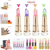 Pure Jelly Flower Lipstick Color Changing Long Lasting Moisturizing Gift