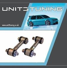 VW GOLF MK4 AUDI A3 SEAT LEON MK1 ADJUSTABLE DROP LINKS