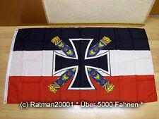 Fahnen Flagge Deutsches Reich Oberbefehlshaber China Der Boxeraufstand  - 90x150