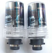 D2R 10000K HID Xenon Bulbs Set Headlight Replacement Lamps 12V 35W Aqua Blue