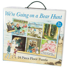 We're Going On A Bear Hunt 24 Piece Floor Jigsaw Puzzle