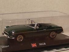 1960's MG MGB 1:43 SCALE