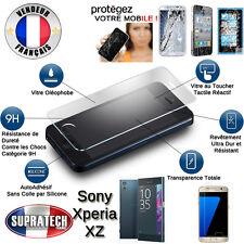Protection d'Ecran en Verre Trempé Contre les Chocs pour Sony Xperia XZ
