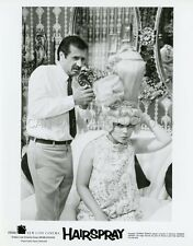 JOHN WATERS SONNY BONO DEBORAH HARRY  HAIRSPRAY 1988 VINTAGE PHOTO ORIGINAL