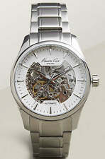 Men's Kenneth Cole Automatic Skeleton Watch 10027200