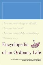 Encyclopedia of an Ordinary Life, Amy Krouse Rosenthal, Good Books