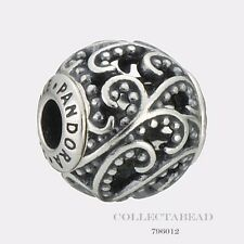 Authentic Pandora Essence Collection Sterling Silver Freedom Bead 796012