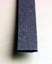 "1/4"" x 1"" Neoprene Foam Rubber with Adhesive Back            NFR.250-1-AB"