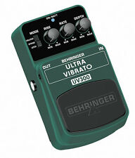 BEHRINGER UV300 ULTRA VIBRATO Guitar Pedal Stomp Box