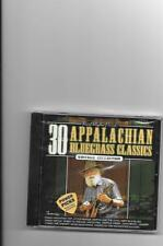 "30 APPALACHIAN BLUEGRASS CLASSICS, CD ""VINTAGE COLLECTION"" NEW SEALED"
