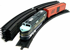 Classic Train Set Battery Operated Toy Train Set 3.5m Track Working Headlights
