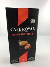 100 cafe royal cápsulas para nespresso Classic espresso forte 16 variedades 5,78 €/100g