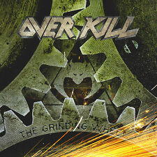 The Grinding Wheel +1 bonus  OVERKILL CD ( FREE SHIPPING)